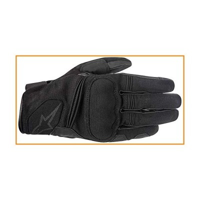 Alpinestars Wardenメンズストリートオートバイ手袋???ブラック X-Large ブラック 3301-2648-PU【並行輸入品】