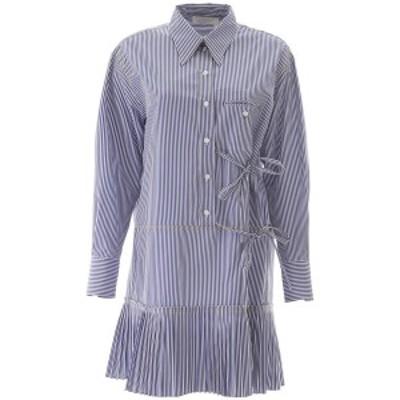 CHLOE/クロエ Mixed colours Chloe striped mini shirt dress レディース 春夏2020 CHC20SRO41045 ik
