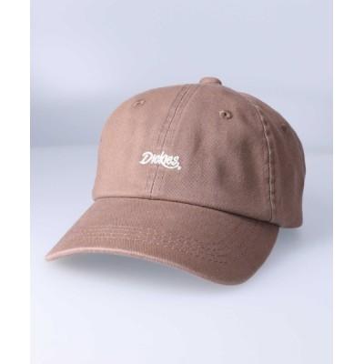 Right-on / 【Dickies】ウォッシュロゴキャップ WOMEN 帽子 > キャップ