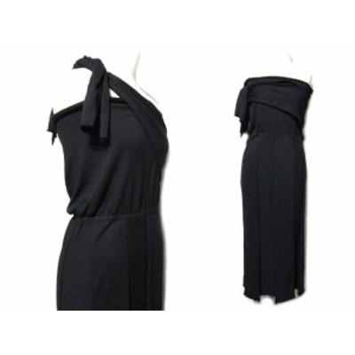ヨーガンレール「M」フォーマルドレープワンピース (formal drape one-piece) JURGEN LEHL ドレス 060521【中古】