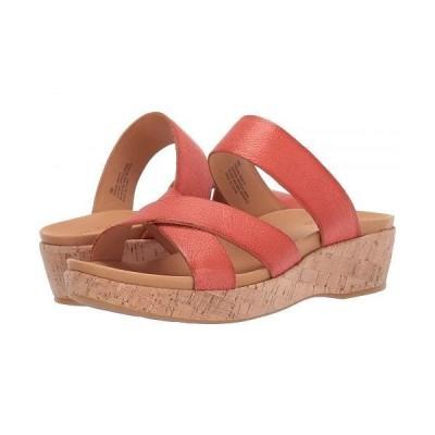 Kork-Ease コークイーズ レディース 女性用 シューズ 靴 ヒール Camellia - Orange