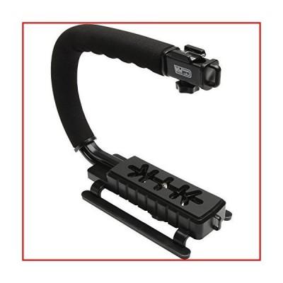 【新品未使用】Vidpro VB-12 Stabilizer Hand Grip for Video Camcorders & Action Cameras【並行輸入品】