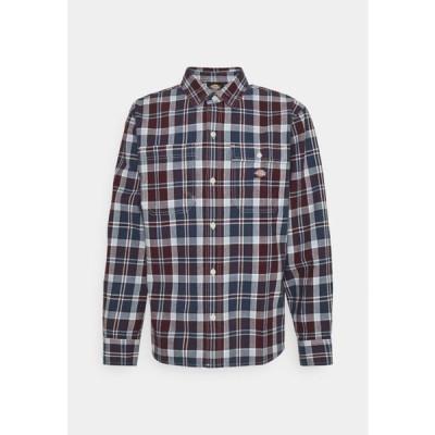 ディッキーズ メンズ シャツ COKATO - Shirt - maroon