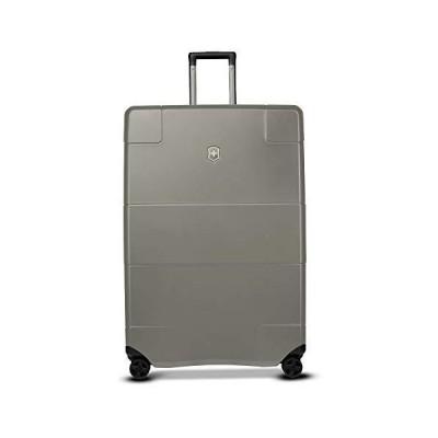 "Victorinox Lexicon Hardside Expandable Spinner Luggage, Titanium, Checked-Extra Large (31"")【並行輸入品】"
