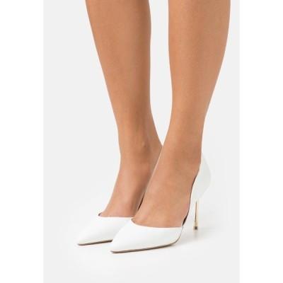 カートジェイガーロンドン ヒール レディース シューズ BOND - High heels - white
