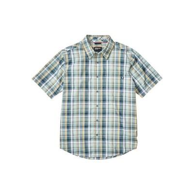 マーモット メンズ シャツ トップス Lykken Short Sleeve Shirt