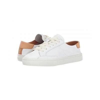 Soludos ソルドス レディース 女性用 シューズ 靴 スニーカー 運動靴 Ibiza Classic Lace-Up - White
