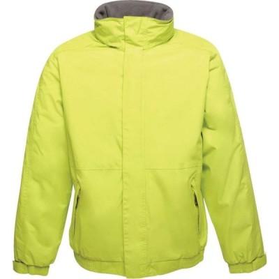 レガッタ Regatta メンズ ジャケット アウター Dover Waterproof Insulated Jacket KeyLime/SGry
