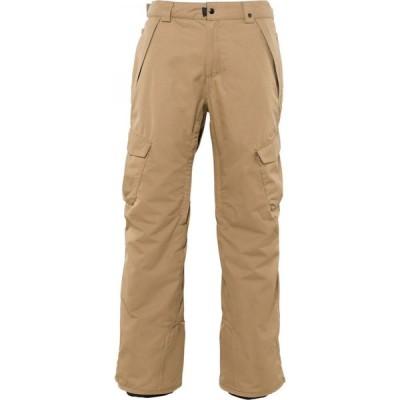 シックス エイト シックス 686 メンズ スキー・スノーボード カーゴ ボトムス・パンツ Infinity Cargo Insulated Snowboard Pants Khaki