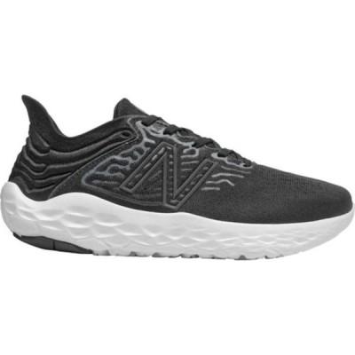 ニューバランス スニーカー シューズ レディース Fresh Foam Beacon v3 Running Shoe (Women's) Black/White