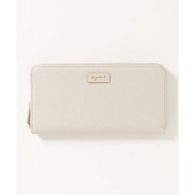 agnes b. / QAW01-02 ロングウォレット WOMEN 財布/小物 > 財布