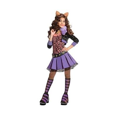 モンスターハイ 衣装 コスチューム 884902 Monster High Deluxe Clawdeen Wolf Costume - Medium