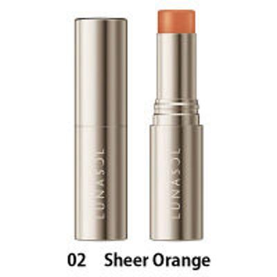 カネボウ化粧品LUNASOL(ルナソル) カラースティック 02(Sheer Orange)