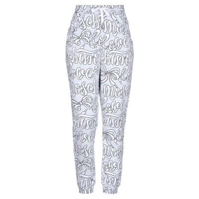 ラブ モスキーノ LOVE MOSCHINO パンツ ライトグレー 42 コットン 100% / ポリウレタン パンツ