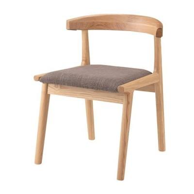 椅子   ヘンリー ダイニングチェア 木製(天然木) ブラウン HOC541BR