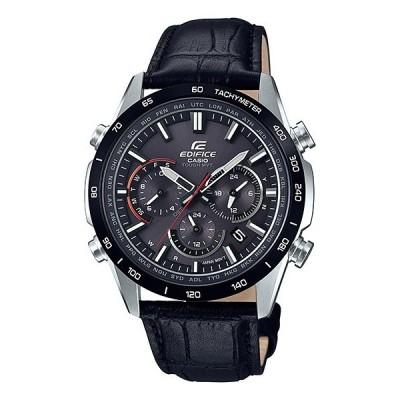 カシオ 腕時計 エディフィス EQW-T650BL-1AJF CASIO メンズ EDIFICE ブラックレザーバンド 新品 国内正規品