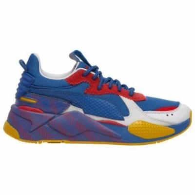 (取寄)プーマ メンズ シューズ プーマ RS-XMen's Shoes PUMA RS-XSubvert Blue Yellow Red White
