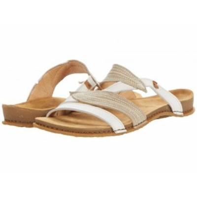 El Naturalista エルナチュラリスタ レディース 女性用 シューズ 靴 サンダル Panglao N5812 White/Piedra【送料無料】