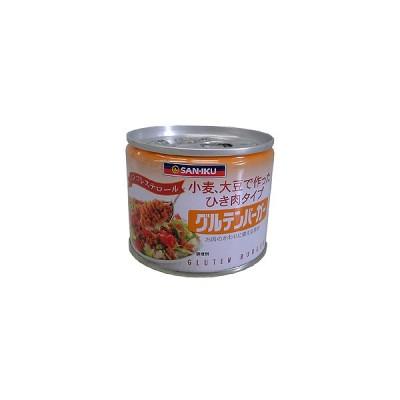 三育フーズ グルテンバーガー(小)  215g