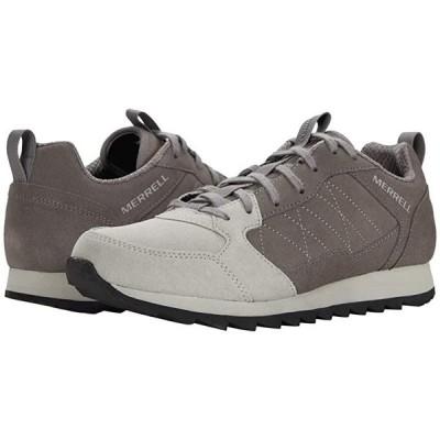 メレル Alpine Sneaker メンズ スニーカー 靴 シューズ Charcoal Suede