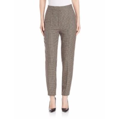 エスカーダ レディース パンツ Slim Checkered Pants