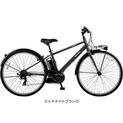 「パナソニック」2021 ベロスター「BE-ELVS773」700C 7段変速 電動自転車 クロスバイク