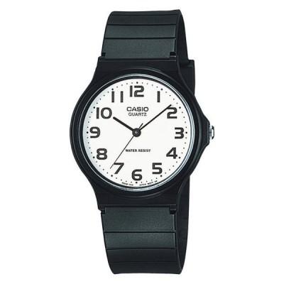 カシオ計算機カシオ 腕時計 アナログ MQ-24-7B2LLJH 日常生活用防水 ブラック 1個