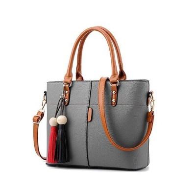 Handbag Large Capacity Crossbody Shoulder Bag Tassel Tote Bag Women Soft Le