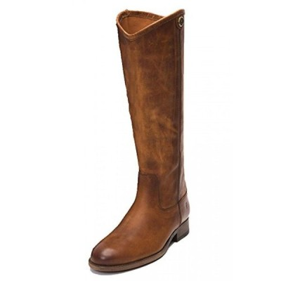 フライ レディース ブーツ Frye Women's Melissa Button Tall Cognac 9 M Women's