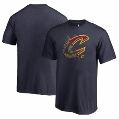 Fanatics Branded ファナティクス ブランド スポーツ用品  Fanatics Branded Cleveland Cavaliers Youth Navy X-Ray T-Shirt
