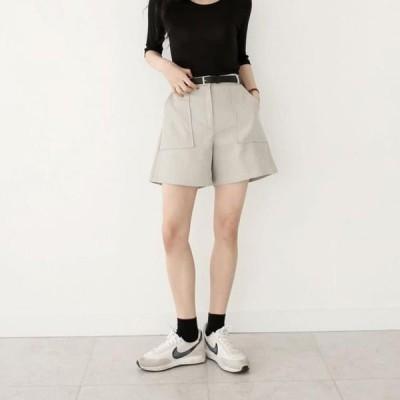 GIRLS RULE レディース ショートパンツ Jungle A-line shorts