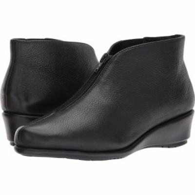 エアロソールズ Aerosoles レディース ブーツ シューズ・靴 Allowance Black Leather