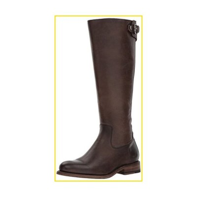 新品Frye Women's Jayden Buckle Back Zip Riding Boot, Slate, 5.5 M US並行輸入品