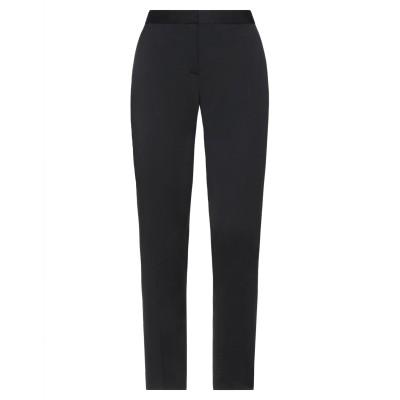 BURBERRY パンツ ブラック 10 ウール 98% / ポリウレタン 2% パンツ