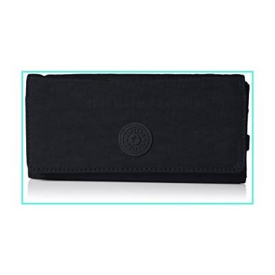 【新品】New Teddi Solid Snap Wallet Wallet, PAPAYAORNG, One Size(並行輸入品)
