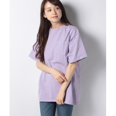 (URBAN RESEARCH OUTLET/アーバンリサーチ アウトレット)【Sonny Label】Goodwear 別注ビッグTシャツ/レディース パープル
