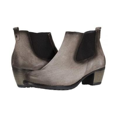 Eric Michael エリックマイケル レディース 女性用 シューズ 靴 ブーツ チェルシーブーツ アンクル Charlie - Grey