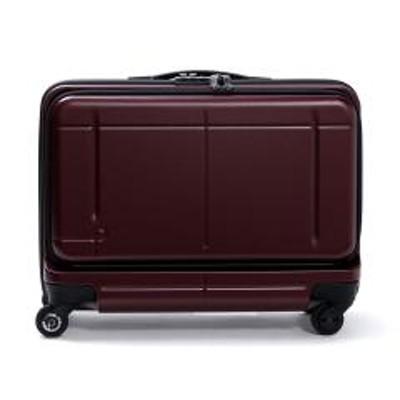 プロテカ【セール】プロテカ スーツケース PROTeCA プロテカ 機内持ち込み 37L マックスパス ビズ MAXPASS Biz フロントオープン ポケット 1~2泊 キャリーケース キャリーバッグ 小型 Sサイズ ファスナー ハード 出張 ビジネス 旅行 エース ACE 02763 ワイン(09)