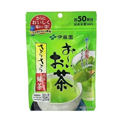 伊藤園 おーいお茶さらさら緑茶40G (12016)