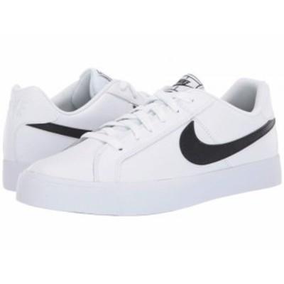 Nike ナイキ メンズ 男性用 シューズ 靴 スニーカー 運動靴 Court Royale AC White/Black【送料無料】