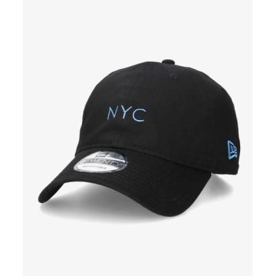 OVERRIDE / 【NEW ERA】920 NYC 2TONE STRAP / 【ニューエラ】920 ニューヨークシティ ツートン ストラップ オーバーライド MEN 帽子 > キャップ