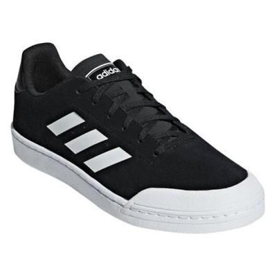 adidas アディダス COURT70S M  メンズ スニーカー ブラック 2E B79779