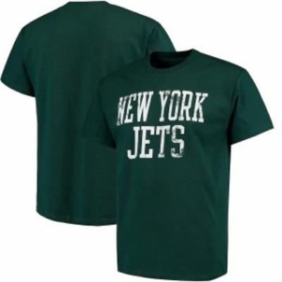 NFL Pro Line by Fanatics Branded エヌエフエル プロ ライン スポーツ用品  NFL Pro Line New York Jets Green Straig