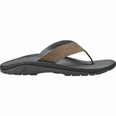 オルカイ サンダル Ohana Hookahi Sandals Mustang/Charcoal