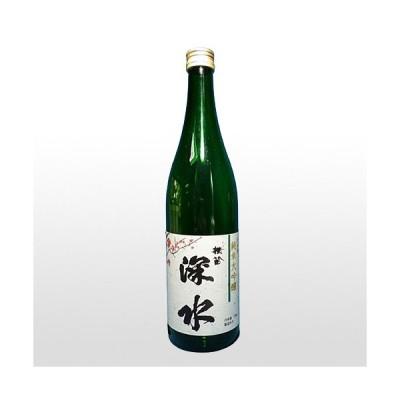 日本酒 横笛 純米大吟醸 深水 箱無 720ml