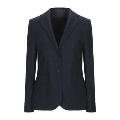 アスペジ ASPESI テーラードジャケット ダークブルー 44 ウール 96% / ポリウレタン 4% テーラードジャケット