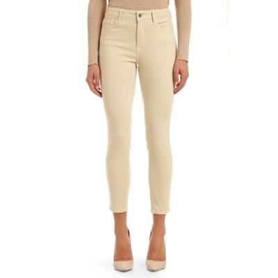 マーヴィ ジーンズ MAVI JEANS レディース ジーンズ・デニム スキニー Mavi Tess Supersoft High Waist Ankle Skinny Jeans Almond Milk Supersoft Colored