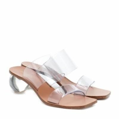 カルト ガイア Cult Gaia レディース サンダル・ミュール シューズ・靴 Jila sandals Clear