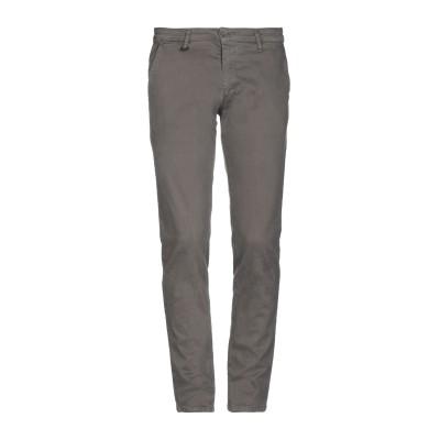 LIU •JO MAN パンツ カーキ 42 コットン 98% / ポリウレタン 2% パンツ