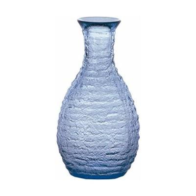 東洋佐々木ガラス 徳利 ブルー 180ml カラフェ 日本製 WA164-T